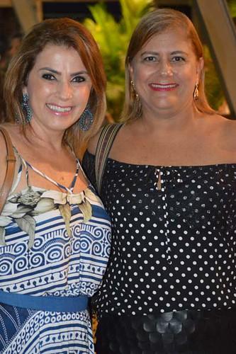 Jaqueline Diáz e Janete