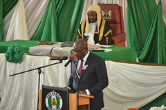 """Obaseki presents N150b budget of consolidation and prosperity • <a style=""""font-size:0.8em;"""" href=""""http://www.flickr.com/photos/139025336@N06/31745147295/"""" target=""""_blank"""">View on Flickr</a>"""