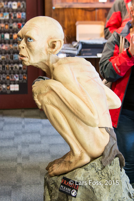 At Weta Workshop