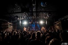 20151019 - Ensiferum @ Paradise Garage