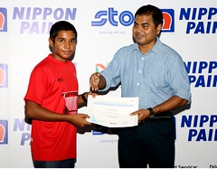 Nippon Paint 13th Inter School Swimming Competition 2015 414