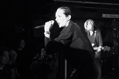 "Savages - 2015 NYC Residency, Mercury Lounge, New York City, NY 1-21-15 • <a style=""font-size:0.8em;"" href=""http://www.flickr.com/photos/79463948@N07/22937927964/"" target=""_blank"">View on Flickr</a>"