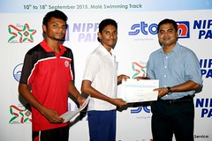 Nippon Paint 13th Inter School Swimming Competition 2015 385