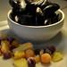frutti di mare con frutti di bosco congelati
