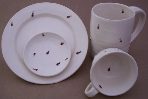 Ladybug assortment