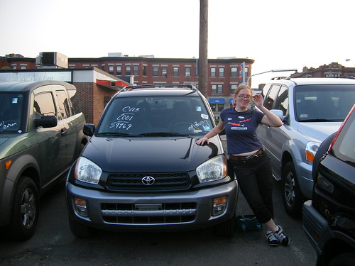 Me and the Rav4