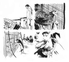 הביוגרף-לא שווה למות בעד תרנגולת