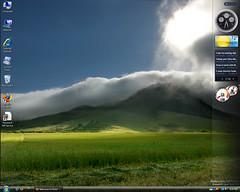 Windows Vista PRC1 (Desktop)