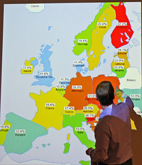 Firefox market share in Europe