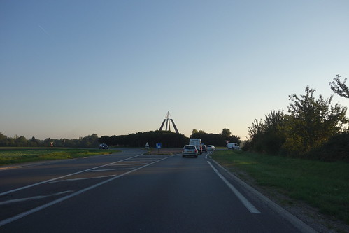 Mercredi 9 septembre : direction Courtomer (en Seine et Marne)