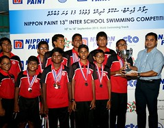 Nippon Paint 13th Inter School Swimming Competition 2015 428