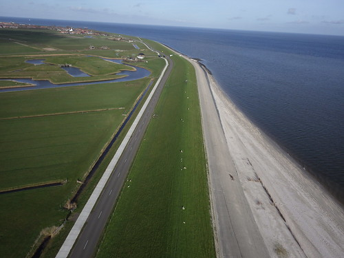 Redoute, Texel