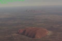 IMG_1021 - Aerial View - Uluru (Ayers Rock) & ...