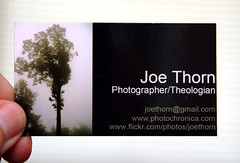 Business Card [front]