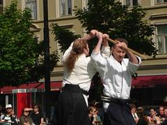 Oslo Aikido Festival 2006 - Exhibition