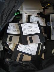 Floppy Be Gone