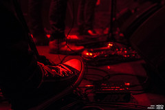 20151212 - Mécanosphère @ Musicbox Lisboa