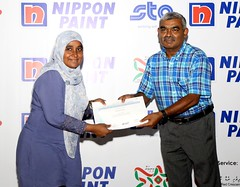 Nippon Paint 13th Inter School Swimming Competition 2015 356