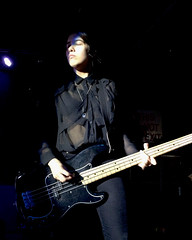 "Savages - 2015 NYC Residency, Mercury Lounge, New York City, NY 1-21-15 • <a style=""font-size:0.8em;"" href=""http://www.flickr.com/photos/79463948@N07/23198245779/"" target=""_blank"">View on Flickr</a>"