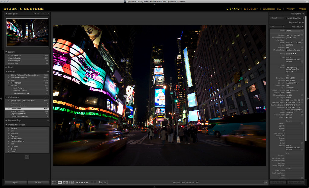 HDR Tutorial - The Before Shot