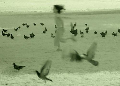 Bird Girl by zachstern