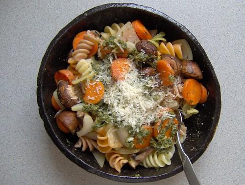 vegetabley pesto