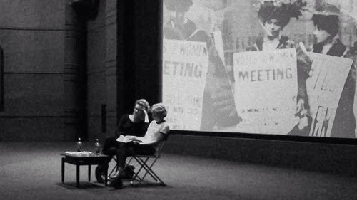 Feminism past and present: screening of Suffragette (2015) followed by Q&A with historians and activists 15th  October 2015