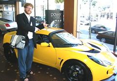 Casey the car salesman