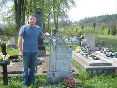 Bytca Slovakia | Brian's great grandmother's grave