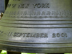 September 11 2001 Bell in Saint Paul's Church ...