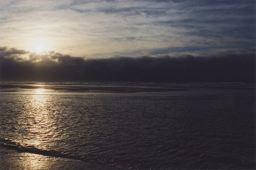 Oregon sunset (by bookgrl)