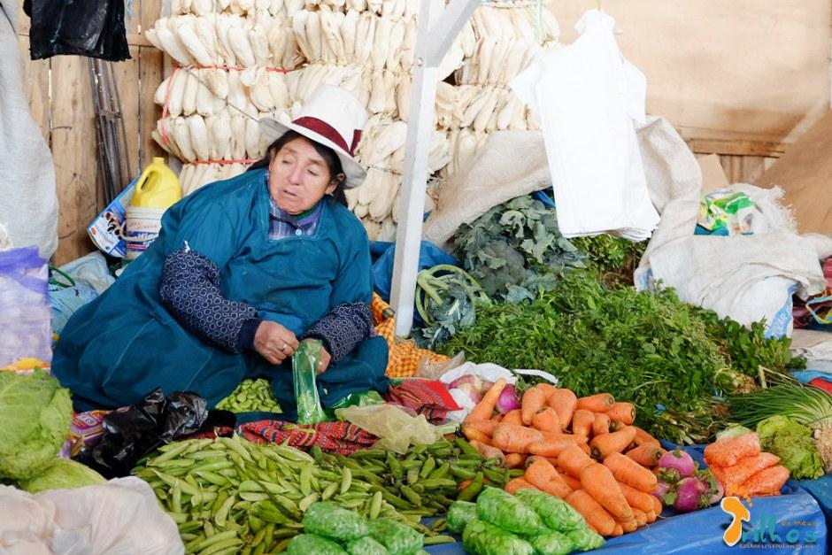 Peru - Mercado de São Pedro - 12