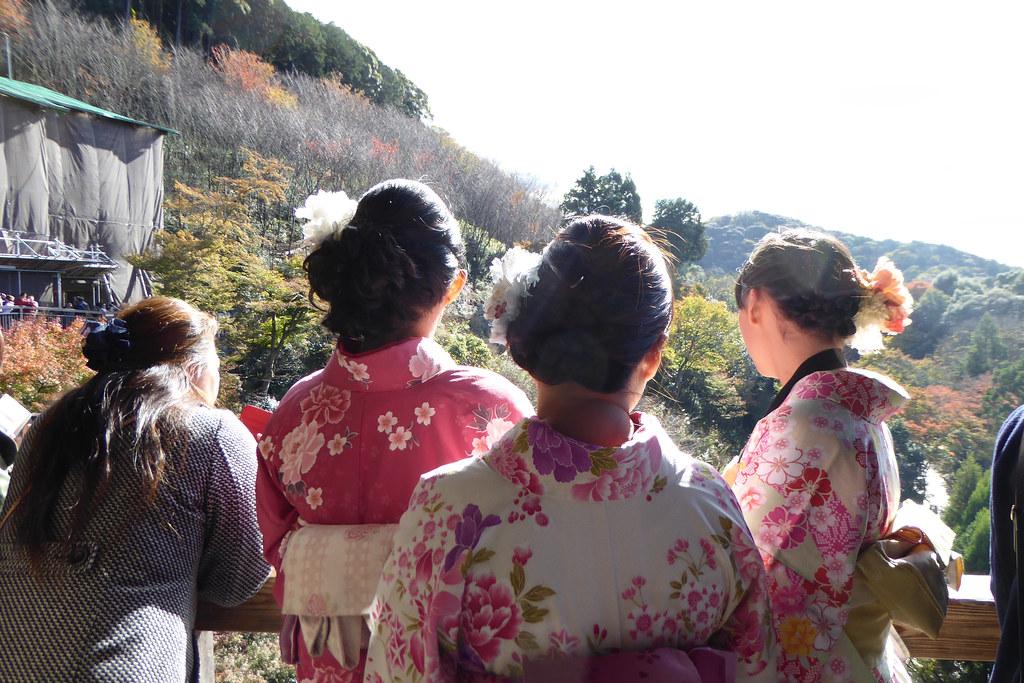 Beautiful Japanese ladies