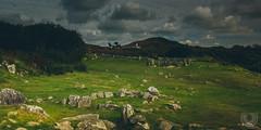 Rocks Near The Druid's Circle