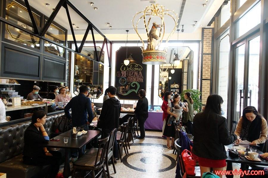 厚鬆餅,台北,台北阪急,夢卡朵蛋糕,杏桃鬆餅屋,溫沙拉,草莓戀人鬆餅,阪急百貨,鬆餅 @VIVIYU小世界