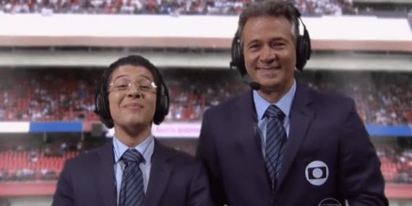 """Após Rede TV!, Globo faz piada com SBT no """"Zorra"""""""