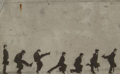 graz - graffiti :: monty python