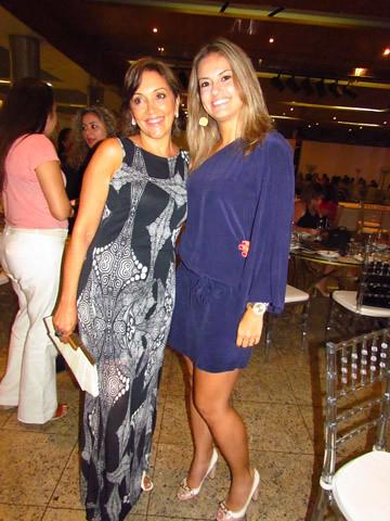 Pilar Gramigna e Jaqueline