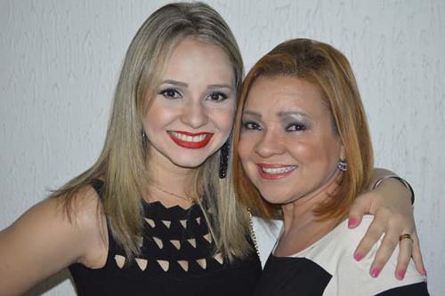 Ana Laura e Dilma