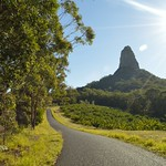 Mt Coonowrin road