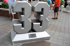 Baltimore - Camden Yards: Retired Numbers - Ed...