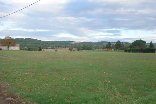 Les paysages changent, nous voici dans le Gers !