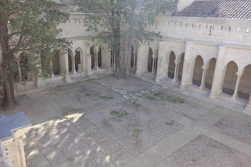 Il s'agit d'un espace de rencontres pour certains religieux, qui comprend un jardin à ciel ouvert, et des galeries organisées autour