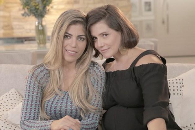 'Pensei em me matar', diz Bruna Surfistinha em entrevista à Deborah Secco