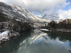 L'Isère - Grenoble
