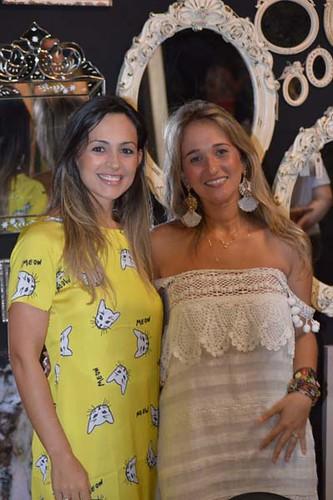 Juliana Barreto e Flaviana Barreto Alves