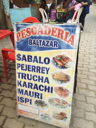 En Bolivie, le poisson de rivières est très populaire