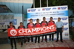 Nippon Paint 13th Inter School Swimming Competition 2015 416