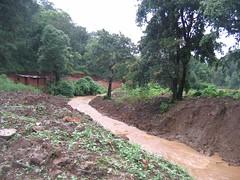 Kollibacchalu Dam -Malenadu Heavy Rain Effects Photography By Chinmaya M.Rao   (95)