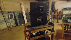 30 ton hydraulic press